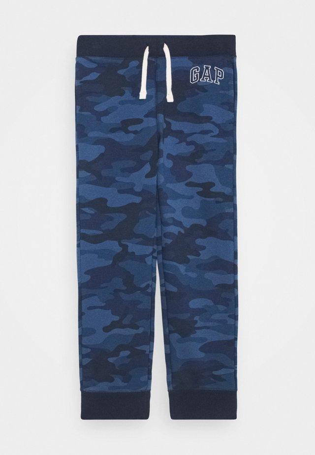 BOY HERITAGE LOGO  - Trainingsbroek - blue