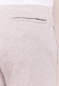 Ron Dorff - EYELET EDITION  - Pantalones deportivos - grey melange - 4
