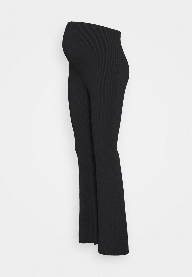 Missguided Maternity - FLARES - Trousers - black