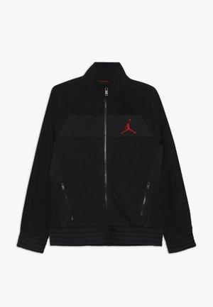 AIR JORDAN SUIT JACKET - Sportovní bunda - black