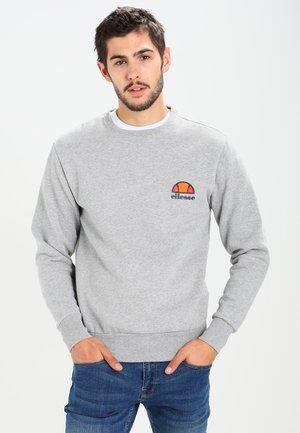 DIVERIA - Sweatshirt - ath grey marl