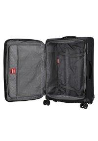 Hardware - 3 PACK - Luggage set - black - 4