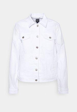 ICON JACKET HOT DOOR - Denim jacket - optic white