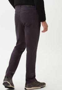 BRAX - STYLE COOPER FANCY - Straight leg jeans - anthra - 2