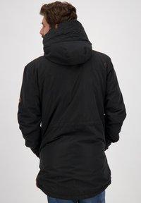 alife & kickin - RONAK - Winter coat - moonless - 2