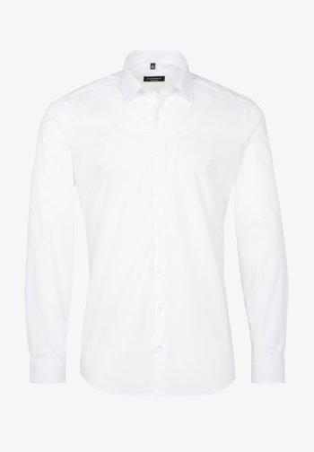 UNI STRETCH SUPER SLIM - Camicia elegante - white