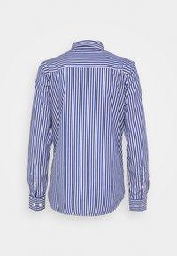 GANT - THE BROADCLOTH STRIPED - Button-down blouse - crisp blue - 1