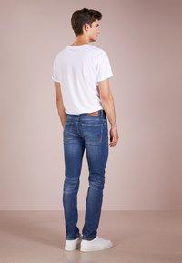 BOSS - DELAWARE  - Slim fit -farkut - medium blue - 2