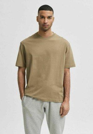 T-shirt - bas - aloe