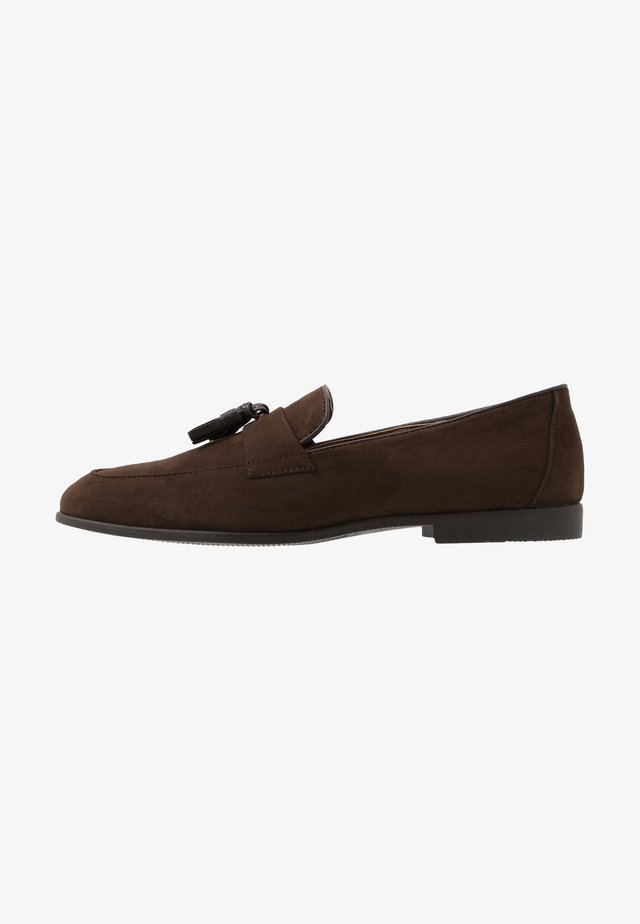PIPER - Smart slip-ons - brown