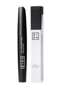 3ina - DEFINITION MASCARA 9ML - Mascara - 001 black - 1