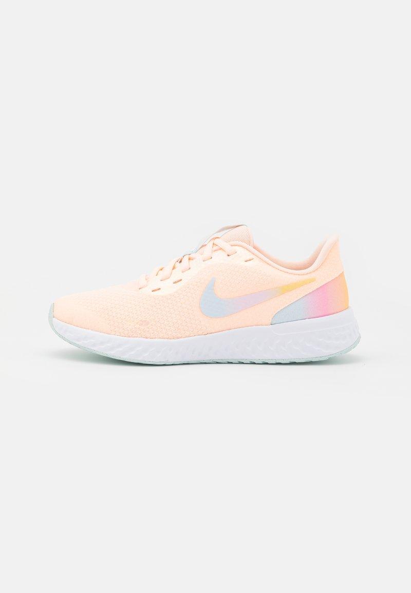 Nike Performance - REVOLUTION 5 - Neutral running shoes - crimson tint/multicolor/glacier blue/white