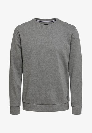 Felpa - medium grey melange