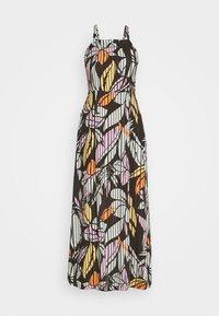 O'Neill - CLARISSE STRAPPY DRESS - Doplňky na pláž - green/white/pink or purple - 4
