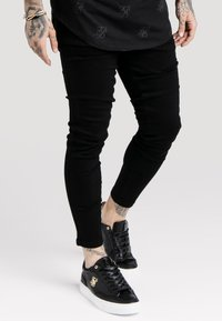 SIKSILK - NON RIP - Jeans Skinny Fit - carry over - 4