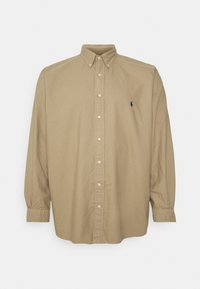 Polo Ralph Lauren Big & Tall - LONG SLEEVE SPORT SHIRT - Shirt - surrey tan - 4