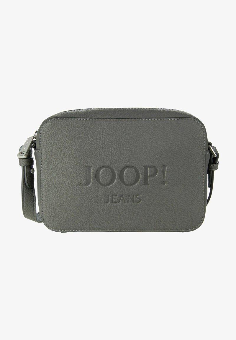 JOOP! Jeans - LETTERA - Torba na ramię - dark grey
