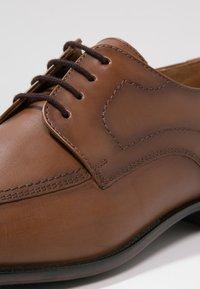 Lloyd - GAMON - Smart lace-ups - brown - 5