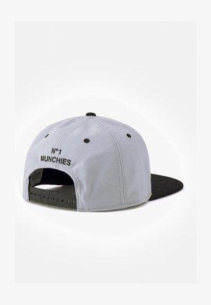 CAYLER & SONS ACCESSOIRES C&S WL MUNCHEL CAP - Pet - black/white