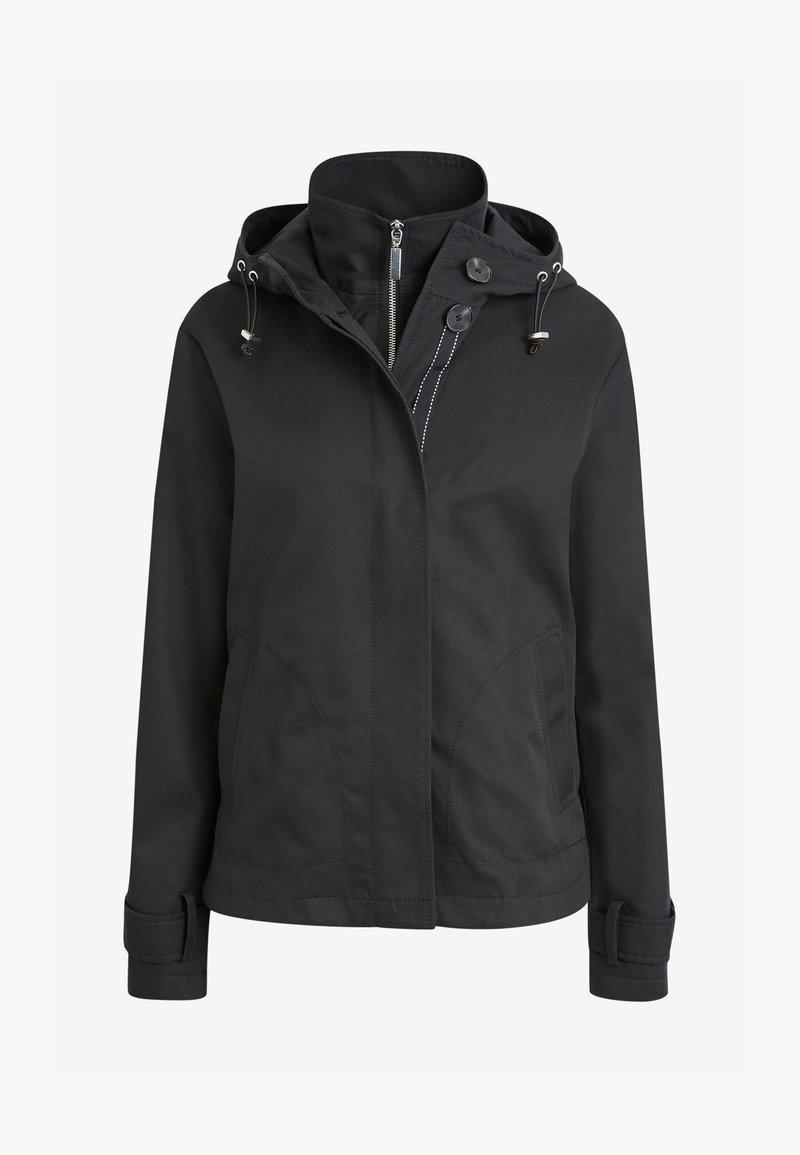 Next - Waterproof jacket - black