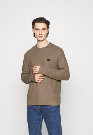 PONG PULL - Sweatshirt - brown