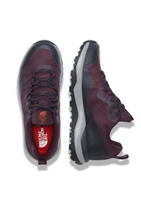 The North Face - W ACTIVIST FUTURELIGHT - Outdoorschoenen - blackbrry wine/urban navy - 1