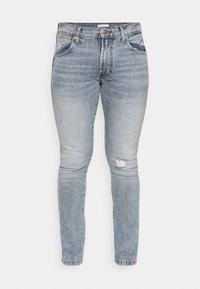 LARSTON - Jeans slim fit - dusty light