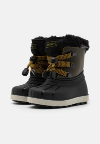 Friboo - Winter boots - khaki - 1