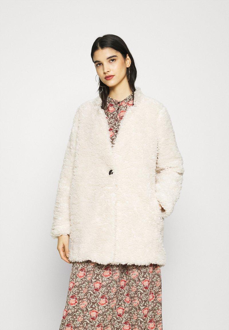 ONLY - ONLDINA COAT  - Zimní kabát - pumice stone