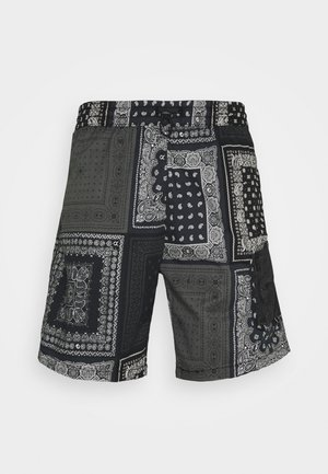 UTILITY UNISEX - Short - blacks