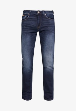 Jeansy Slim Fit - indigo denim