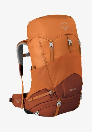 ACE 38 - Backpack - orange sunset