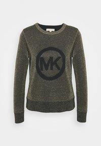 MICHAEL Michael Kors - SWEATER - Jumper - black/gold - 4