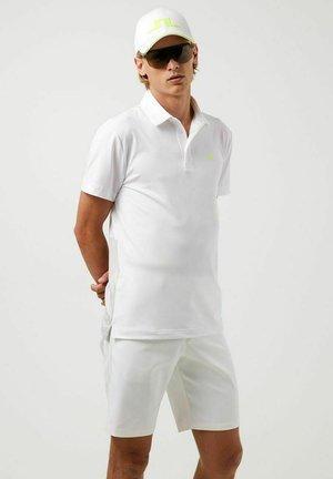 KIETH REGULAR FIT GOLF  - Sports shirt - white