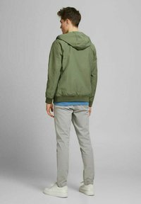 Jack & Jones - Light jacket - deep lichen green - 2
