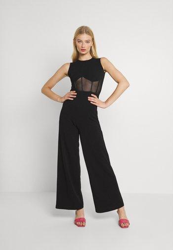 HALSEY - Overall / Jumpsuit - black