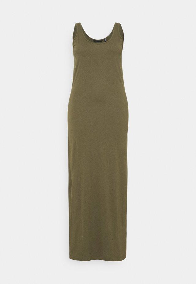 VMNANNA ANCLE DRESS - Jerseyjurk - ivy green