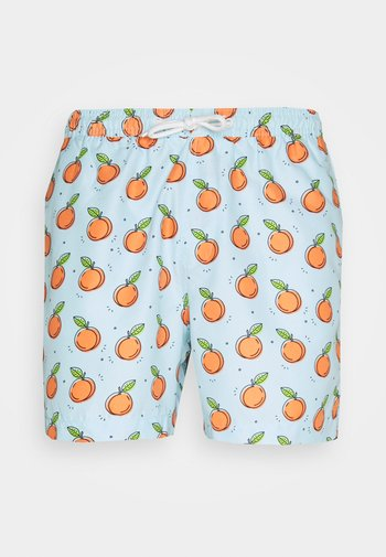 PEACHES - Swimming shorts - blue