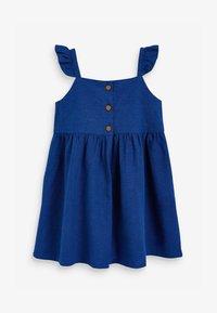 Next - Day dress - blue-grey - 0
