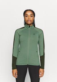 Peak Performance - RIDER ZIP JACKET - Fleece jacket - fells view - 0