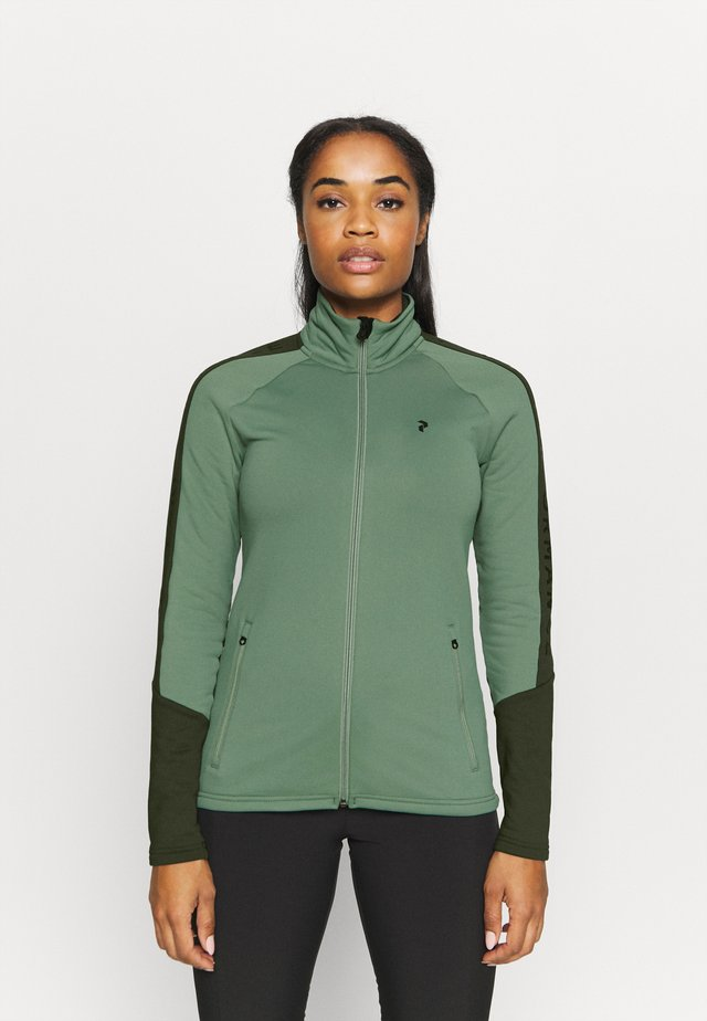 RIDER ZIP JACKET - Giacca in pile - fells view