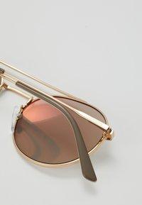 Calvin Klein - Solbriller - gold-coloured - 4