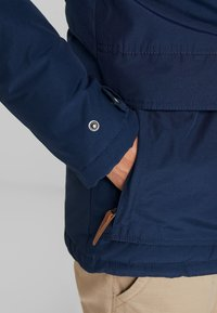 Columbia - MARQUAM PEAK JACKET - Veste d'hiver - collegiate navy - 9