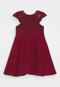 Chi Chi Girls - LOUISE GIRLS - Cocktail dress / Party dress - burgundy - 1