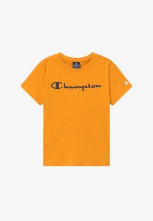 LEGACY AMERICAN CLASSICS CREWNECK - T-shirts med print - yellow