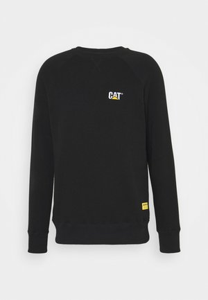SMALL LOGO - Sweatshirt - black