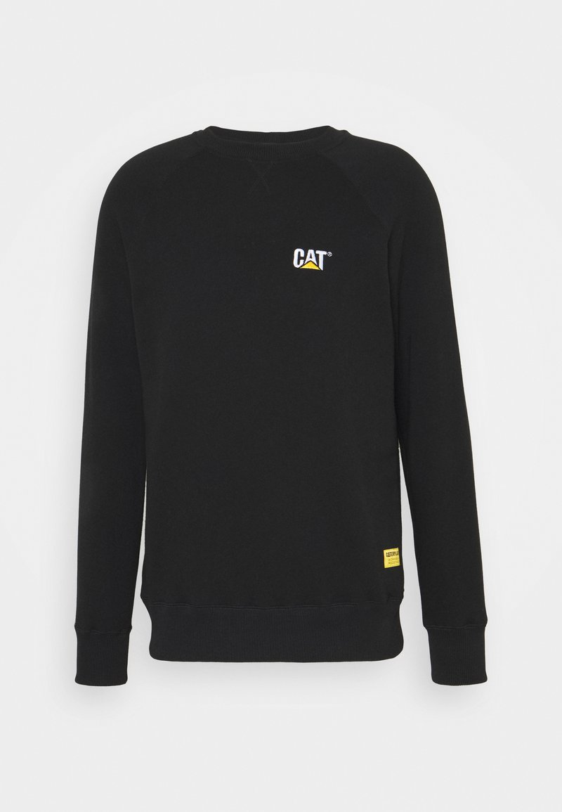 Caterpillar - SMALL LOGO - Sweatshirt - black