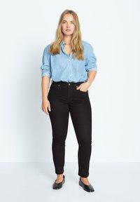 Violeta by Mango - SUSAN - Slim fit jeans - denim - 1