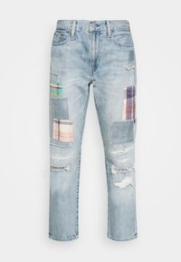 Polo Ralph Lauren - KASIA WASH - Jeans baggy - light indigo - 4