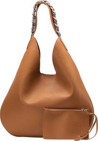 usha - Tote bag - cognac - 4